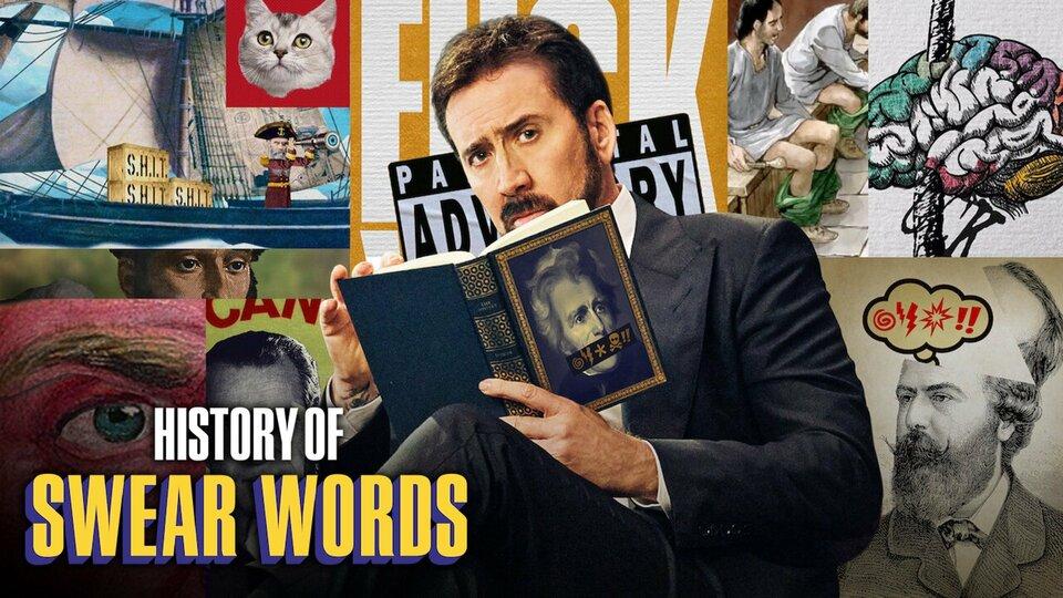 History of Swear Words - Netflix