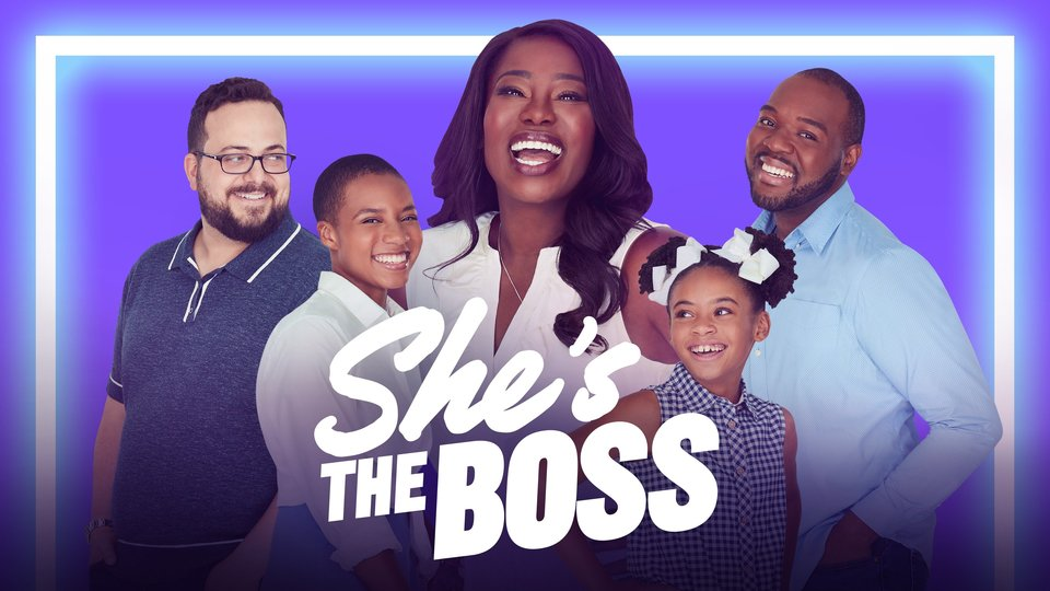 She's the Boss - USA Network