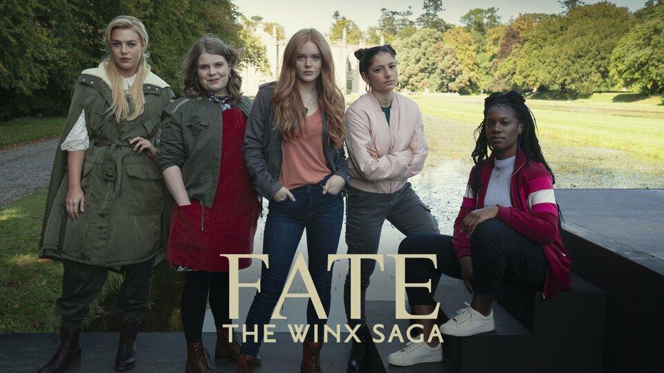 Fate: The Winx Saga - Netflix