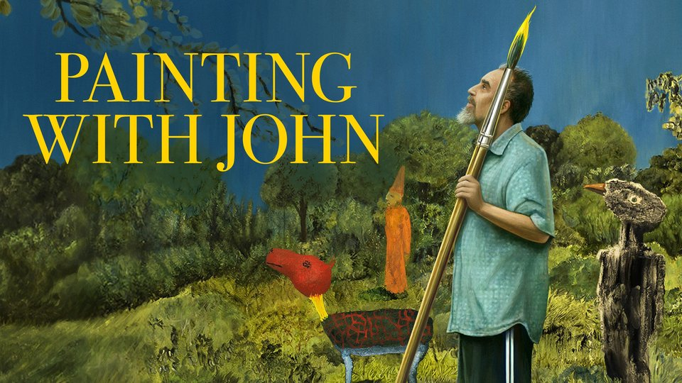Painting With John - HBO