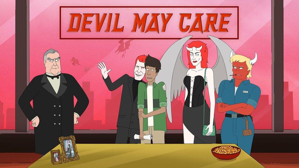 Devil May Care - Syfy