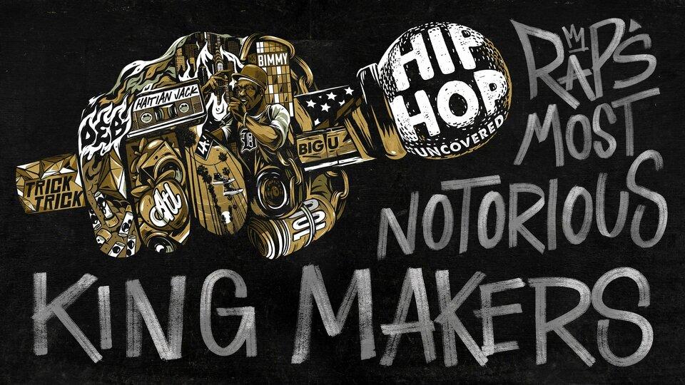 Hip Hop Uncovered - FX