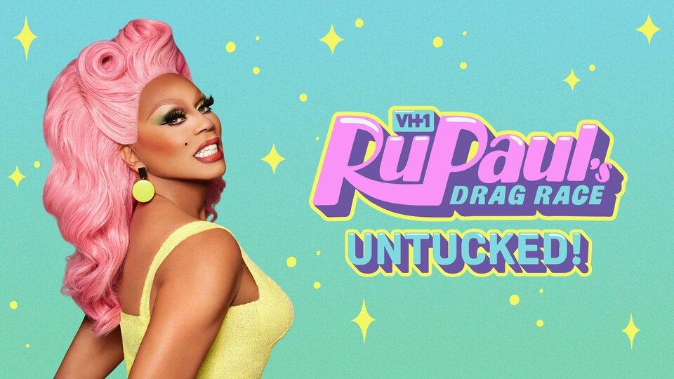 Untucked: RuPaul's Drag Race - VH1