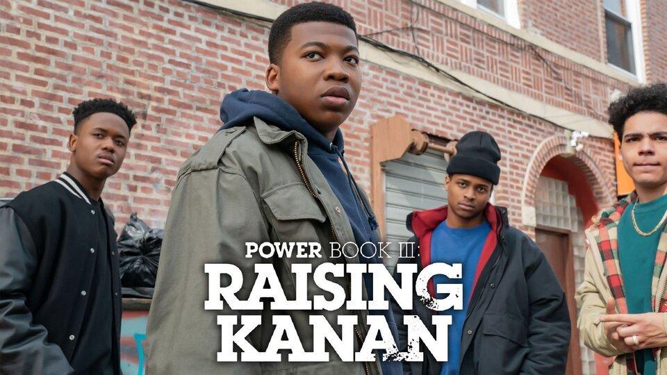 Power Book III: Raising Kanan (Starz)