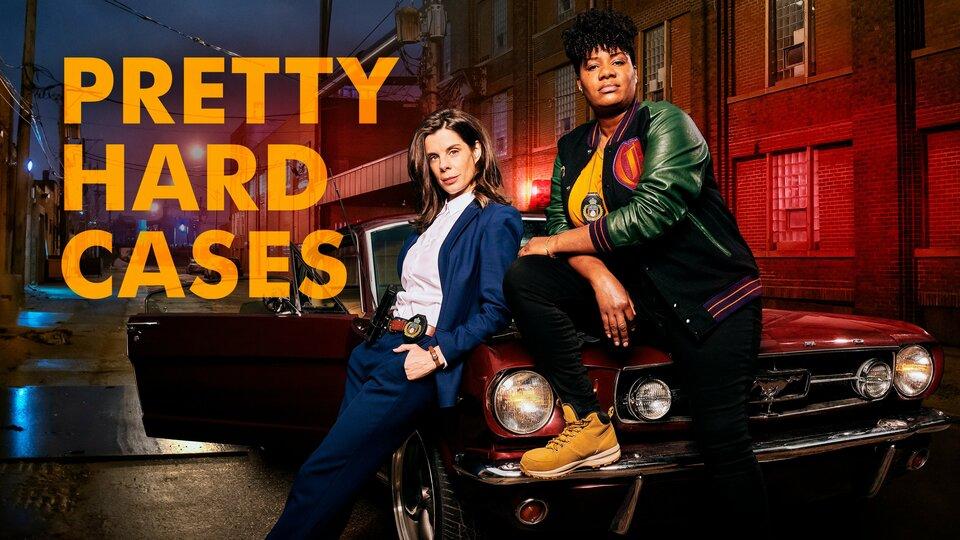 Pretty Hard Cases - IMDb TV