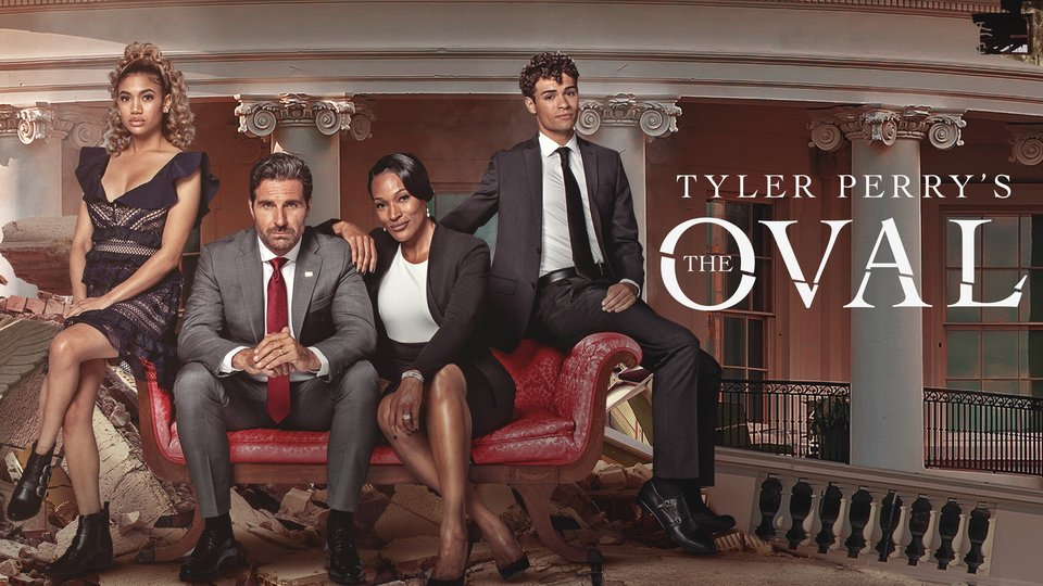 Tyler Perry's The Oval - BET