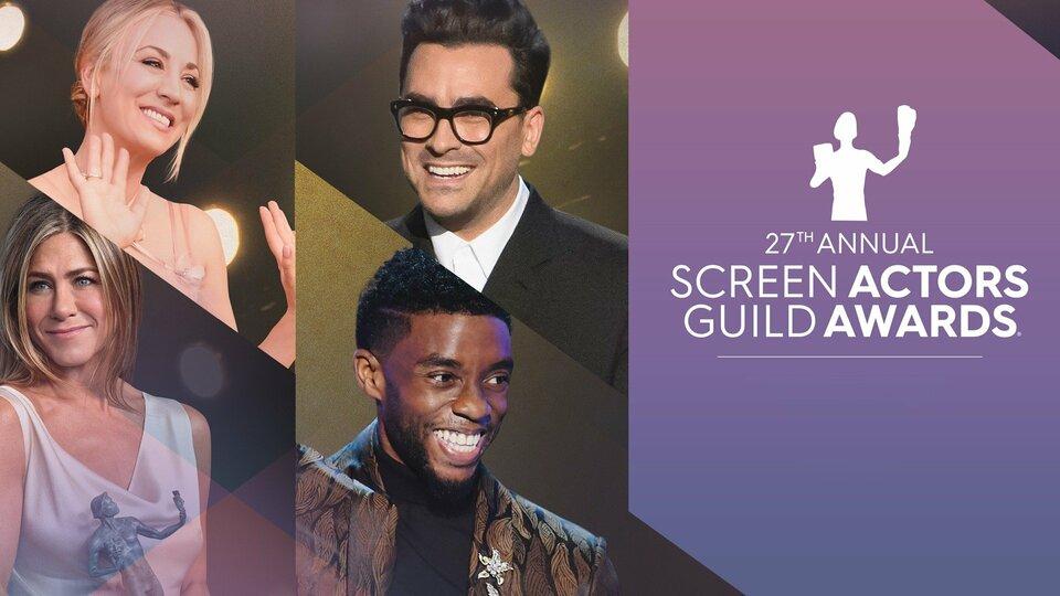 Screen Actors Guild Awards - TNT