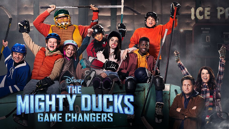 The Mighty Ducks: Game Changers (Disney+)
