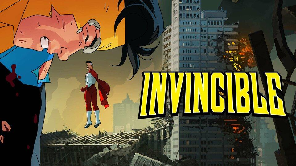 Invincible - Amazon Prime Video