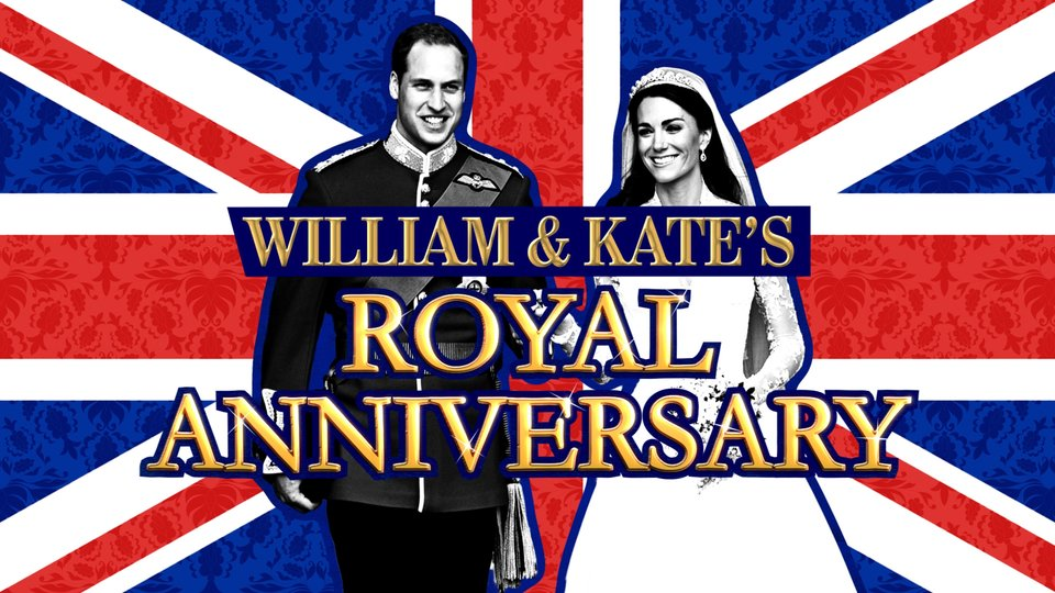 People Presents: William & Kate's Royal Anniversary (The CW)