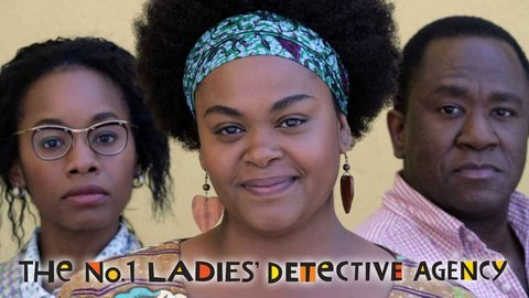 The No. 1 Ladies' Detective Agency (HBO)
