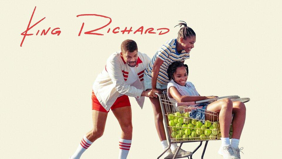 King Richard - HBO Max