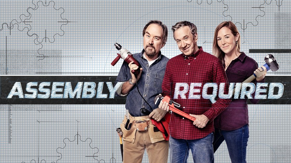 Assembly Required - History Channel