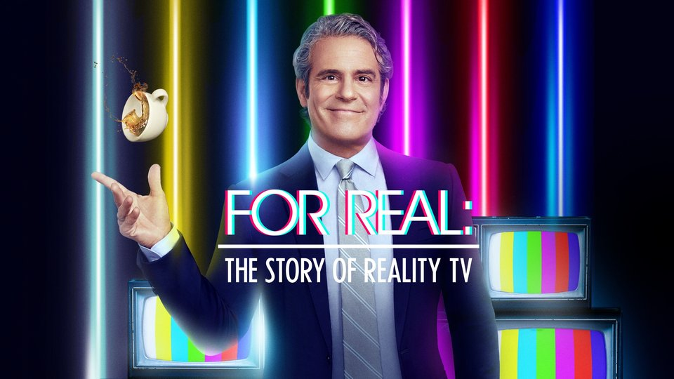For Real: The Story of Reality TV - E!
