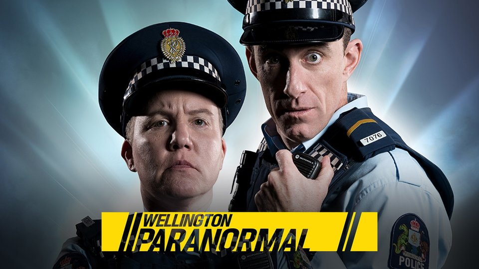 Wellington Paranormal - The CW