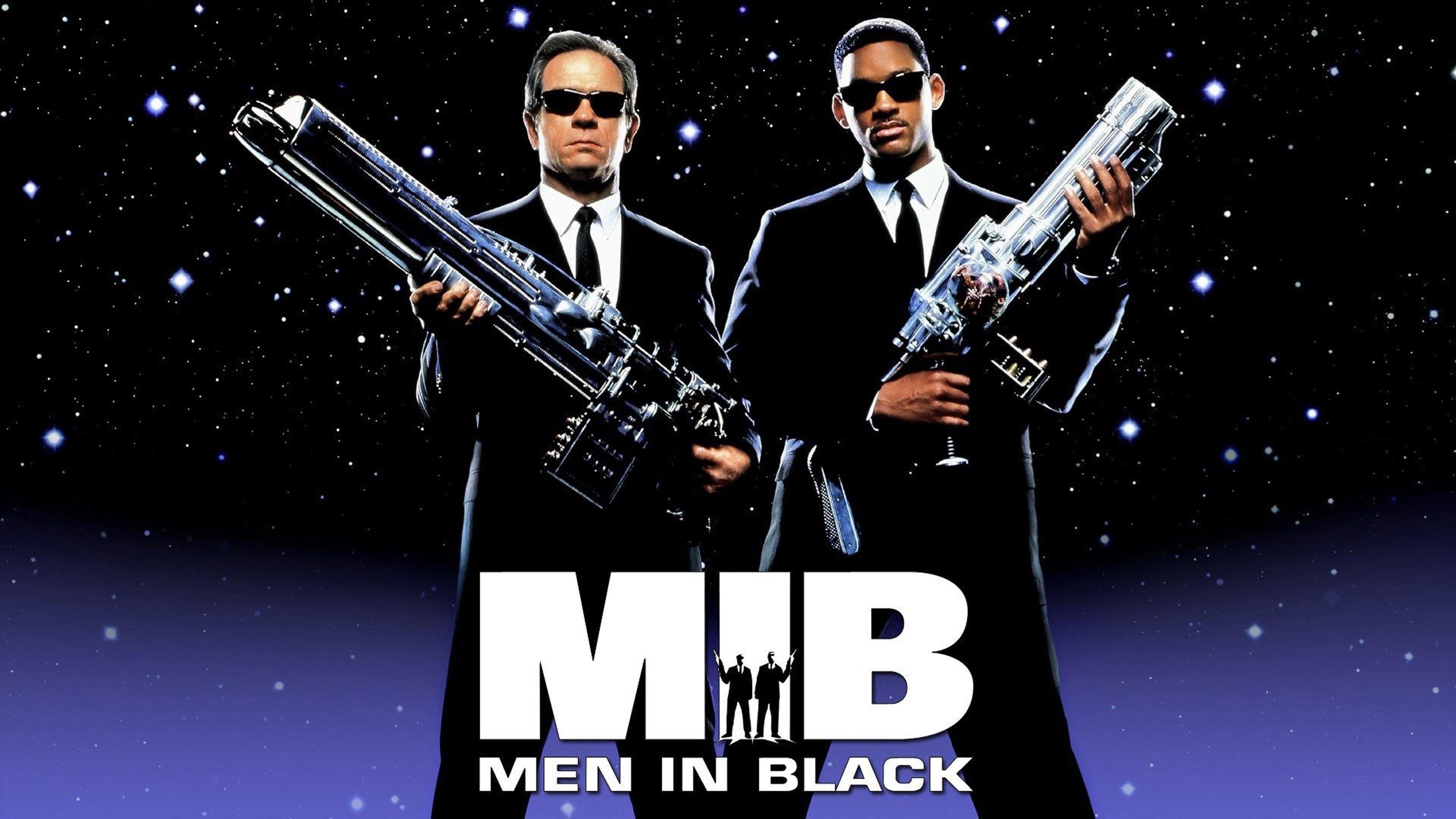 Men in Black -