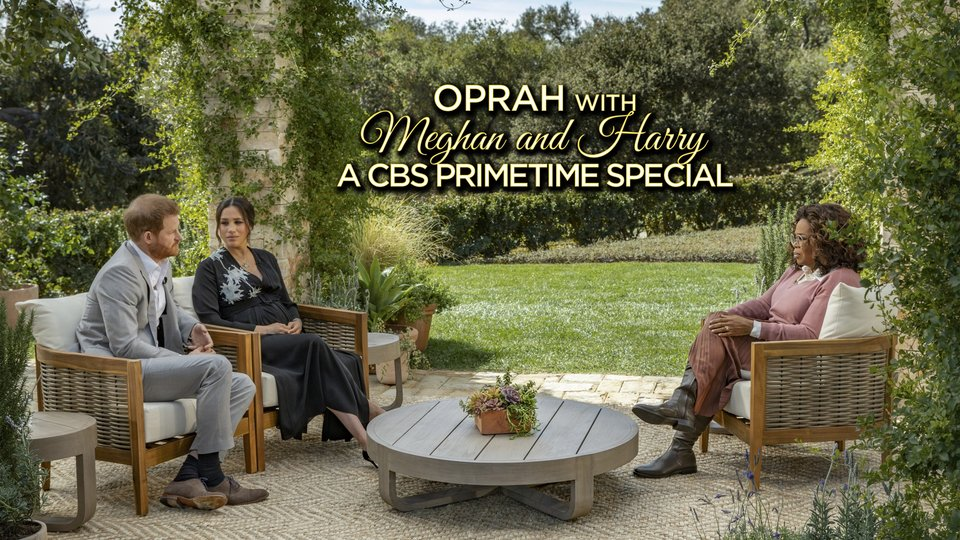 Oprah With Meghan and Harry: A CBS Primetime Special (CBS)
