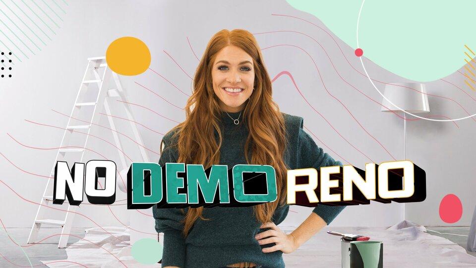 No Demo Reno - HGTV