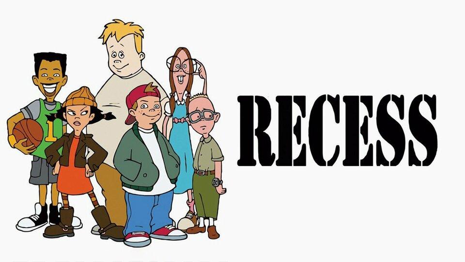 Recess - Disney Channel