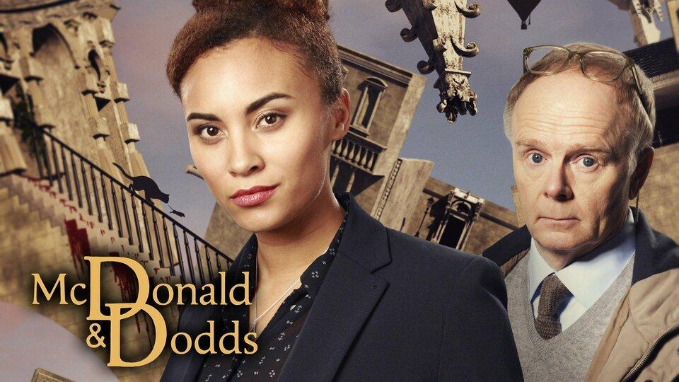 McDonald & Dodds - BritBox