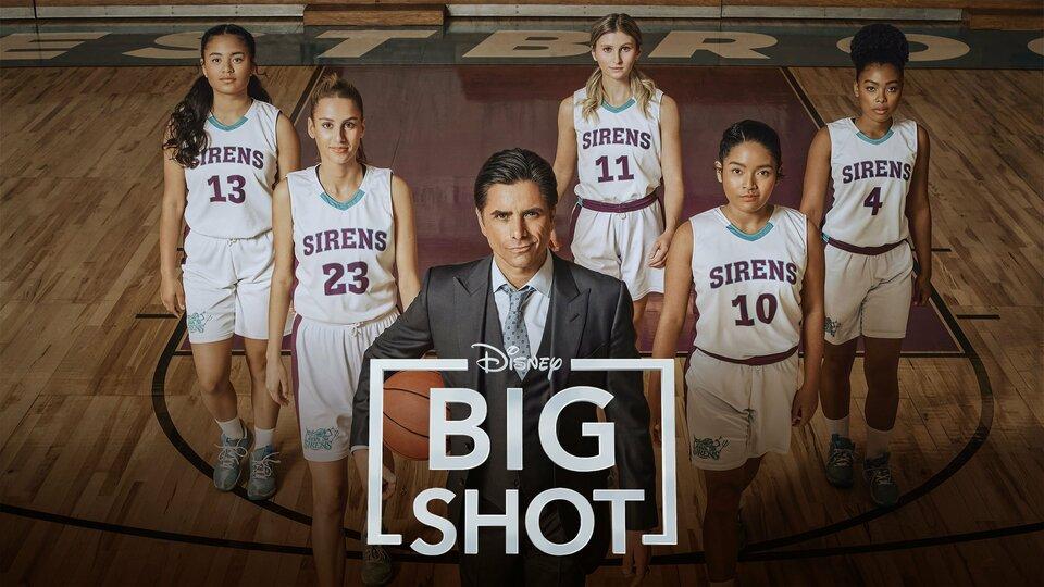 Big Shot - Disney+
