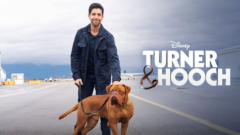 Turner & Hooch - Disney+