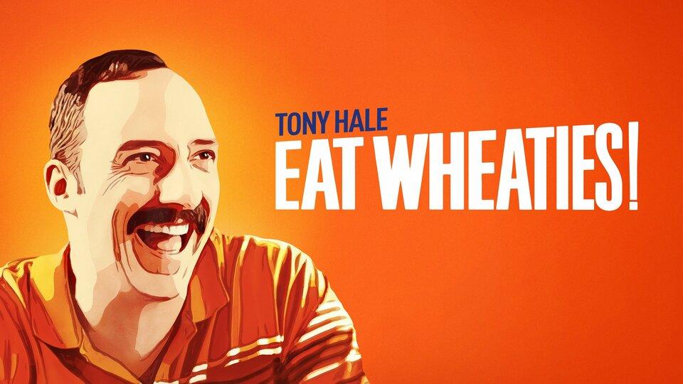Eat Wheaties! -