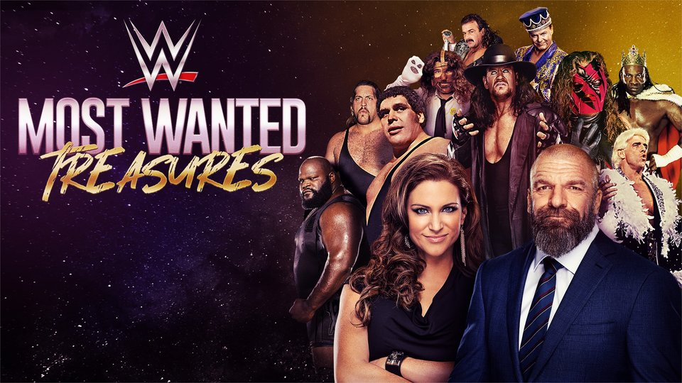 WWE's Most Wanted Treasures - A&E