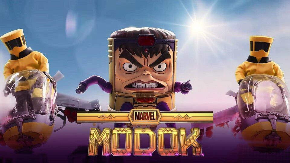 Marvel's M.O.D.O.K. - Hulu