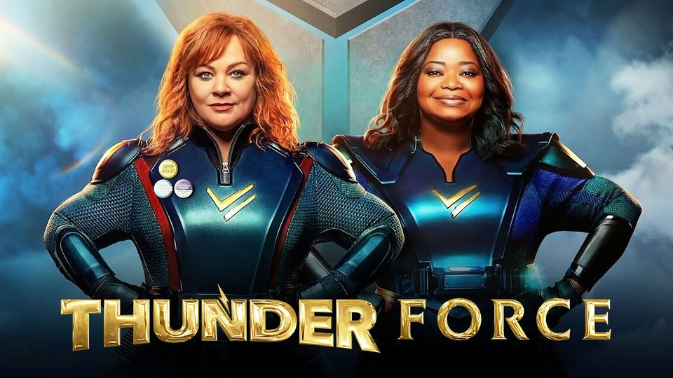 Thunder Force - Netflix