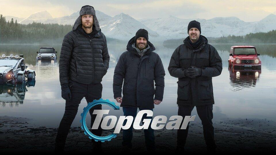 Top Gear (BBC America)