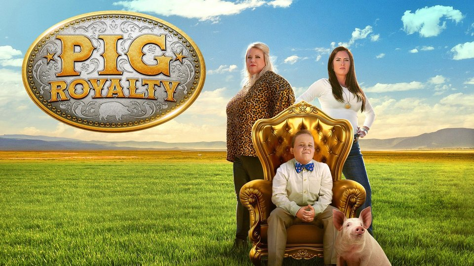 Pig Royalty (Discovery+)