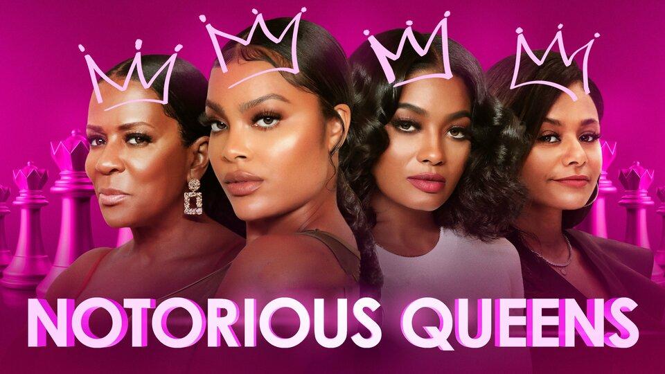Notorious Queens - ALLBLK