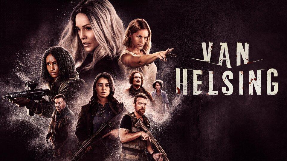 Van Helsing - Syfy