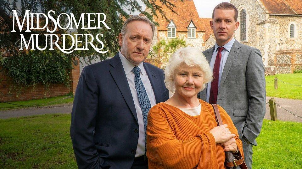 Midsomer Murders - Acorn TV