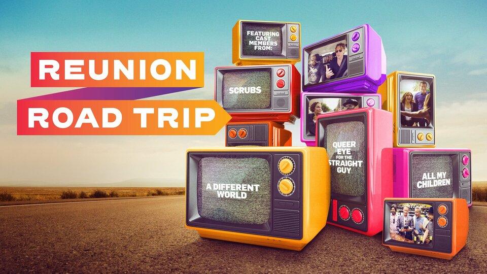 Reunion Road Trip - E!