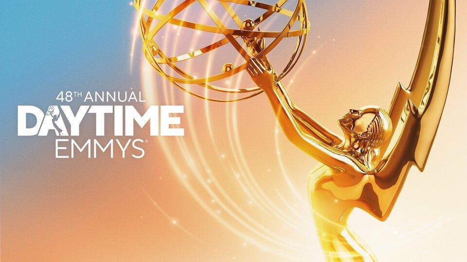 Daytime Emmys - CBS