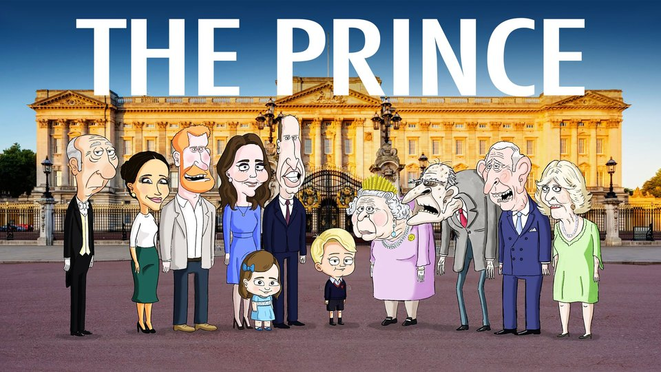 The Prince - HBO Max