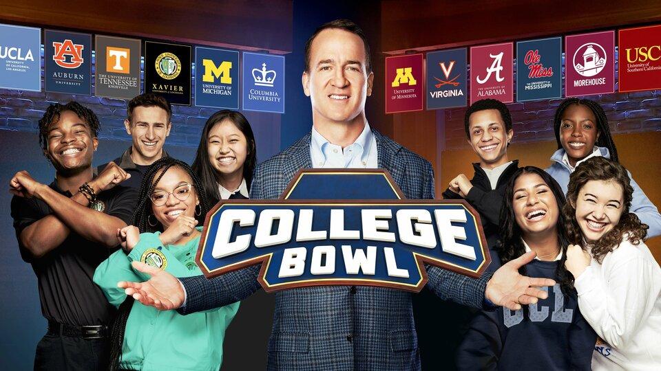 Capital One College Bowl - NBC