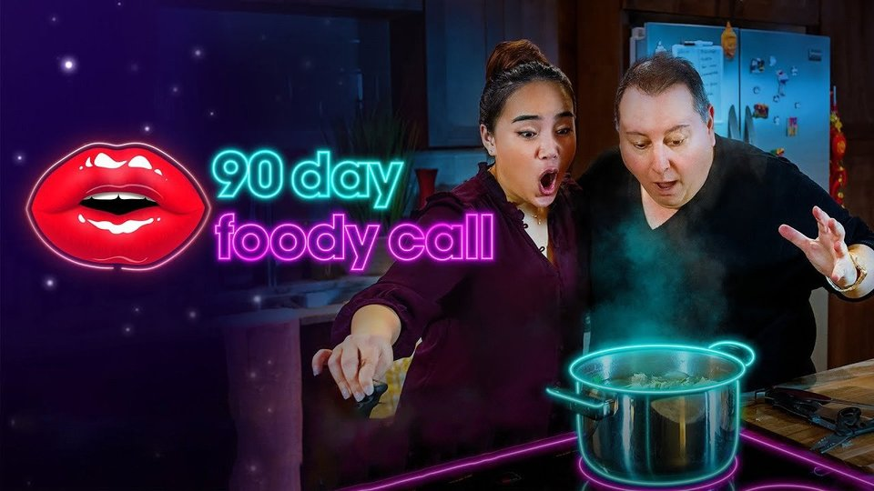 90 Day: Foody Call (Discovery+)