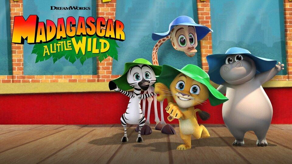 Madagascar: A Little Wild - Hulu