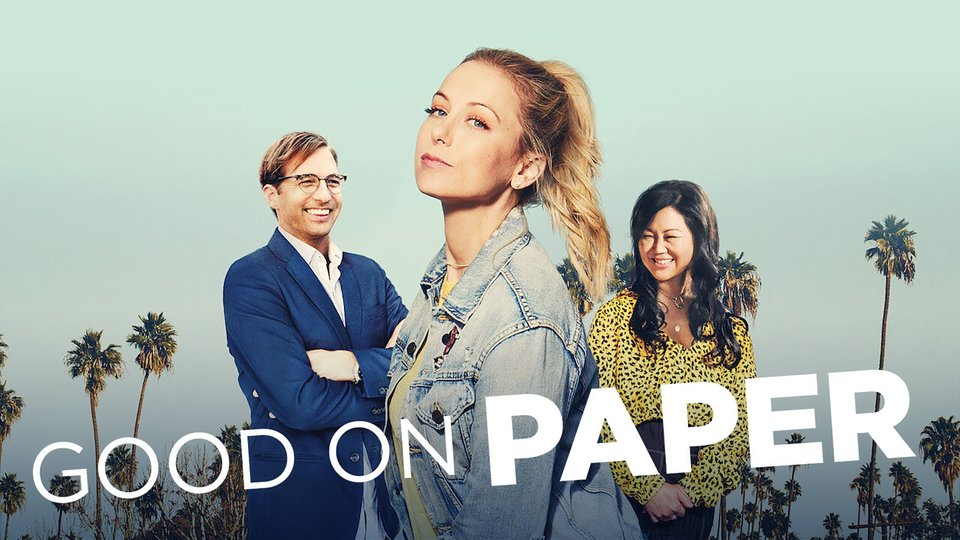 Good On Paper - Netflix