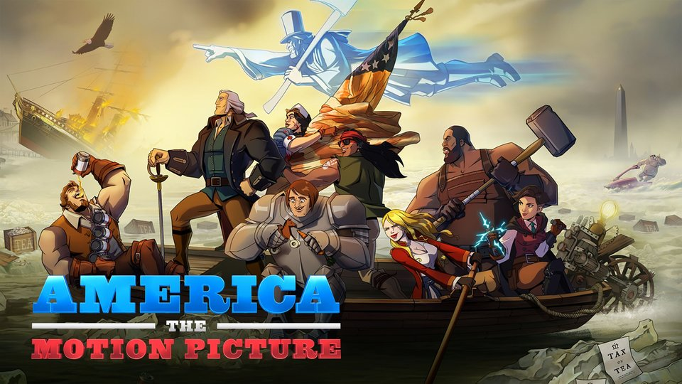 America: The Motion Picture - Netflix