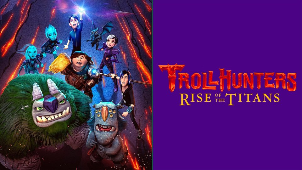 Trollhunters: Rise of the Titans - Netflix