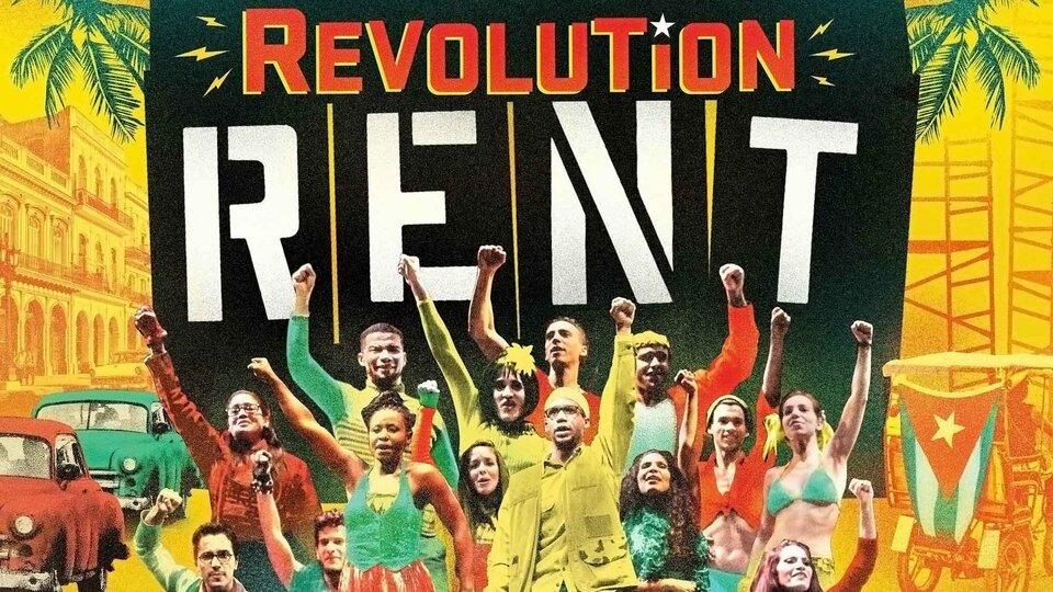 Revolution Rent - HBO