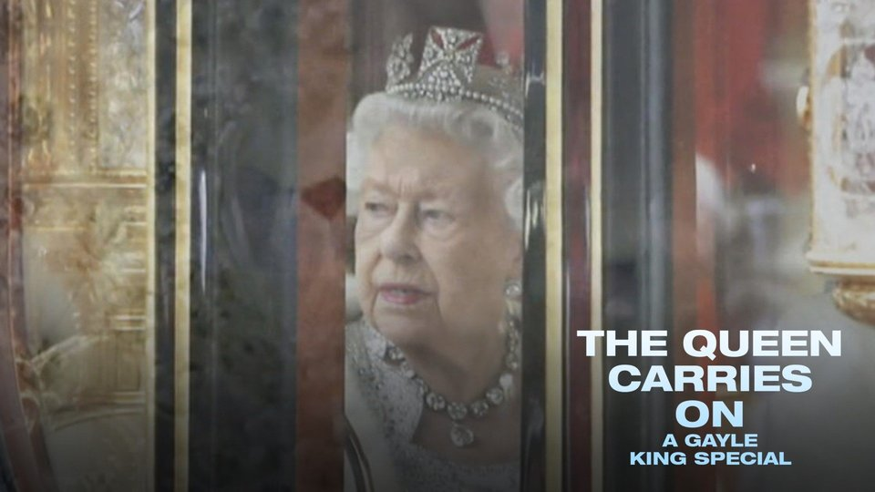 The Queen Carries On: A Gayle King Special - CBS