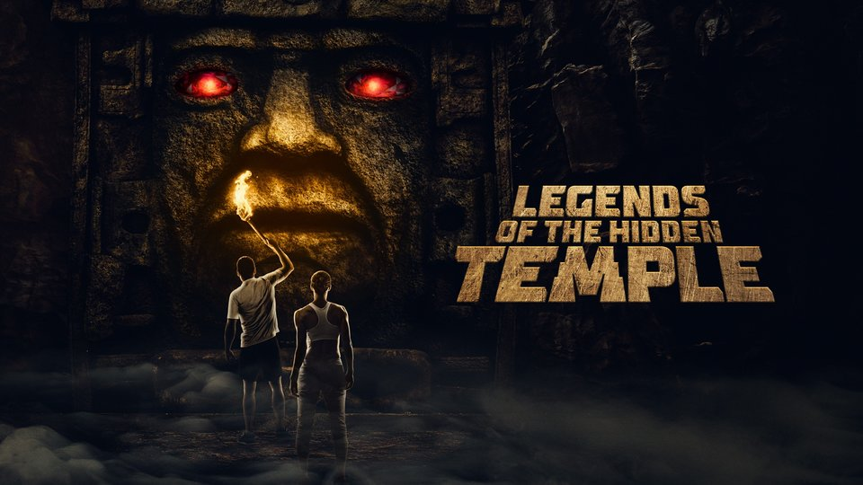 Legends of the Hidden Temple (2021) - The CW