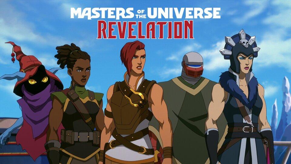 Masters of the Universe: Revelation - Netflix