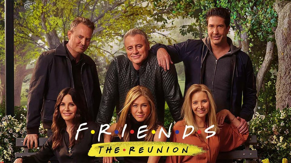 Friends: The Reunion - HBO Max