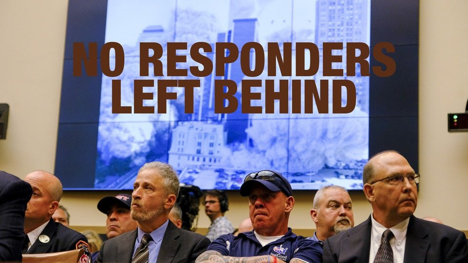 No Responders Left Behind - Discovery+